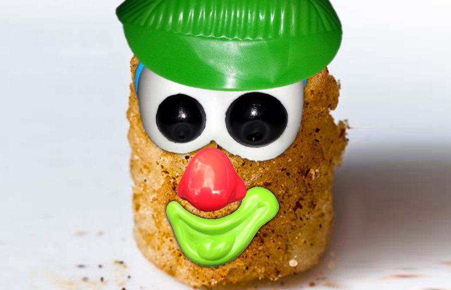 Tater Tots - Mr. Potato Head
