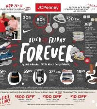 JCPenney Black Friday 2019