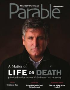 John Breckinridge shares the story of his journey from death penalty supporter to repeal advocate in the latest edition of Parable (click to read the full story).