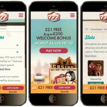 777 Casino mobile slots