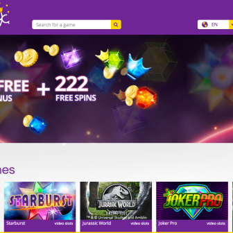 Yako Casino - homepage