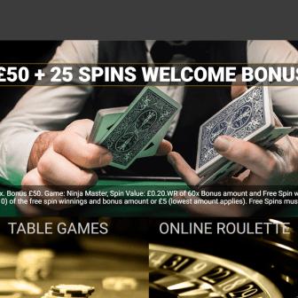 Mega Casino - Homepage