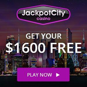 Jackpotcity Casino 50 Free Spins No Deposit Up To 1600