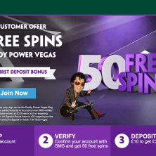 Paddy Power New Bonus