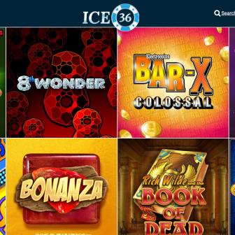 Ice36 Casino Games