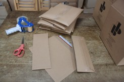 making new larger envelopes
