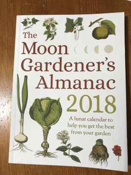 The Moon Gardener's Almanac