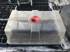 propagator lid on module tray