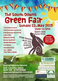 Green Fair Flyer