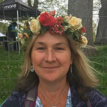 Garden Day Flower Crown 2019