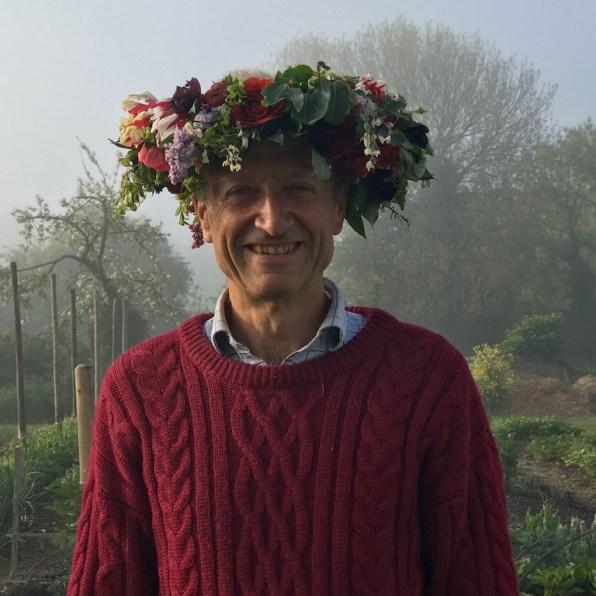 Charles, Garden Day 2018