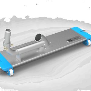 balai piscine twist pro position coffre de volet