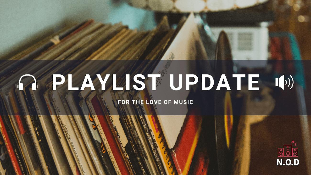 Playlist Update