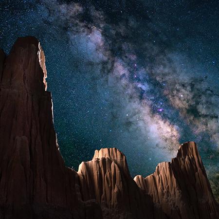 Curso Galaxias, estrellas y planetas