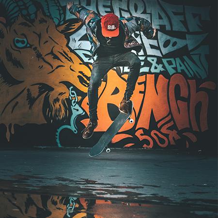 Curso Visiones de protesta: Graffiti americano
