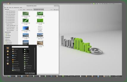 Linux Mint 12 RC