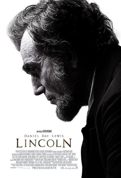 Lincoln poster la película