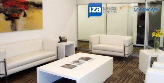 Oficinas Equipadas-Iza