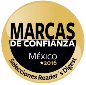 Marcas de Confianza 2016 de Selecciones Reader's Digest