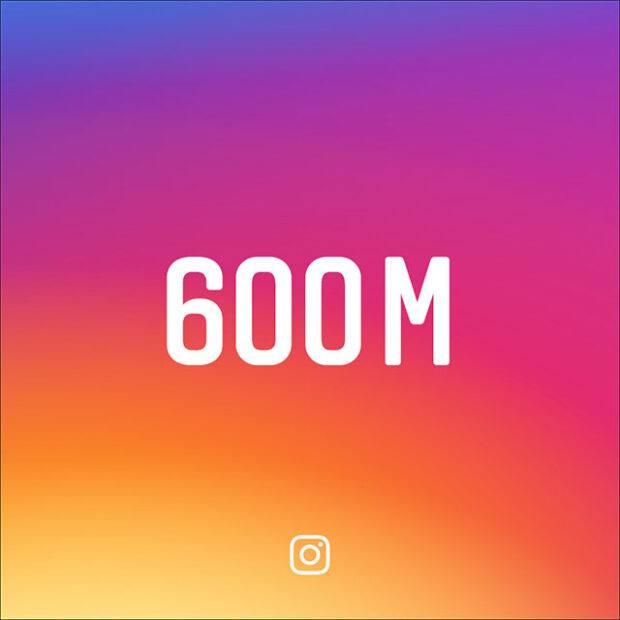 instagram 600 millones de usuarios