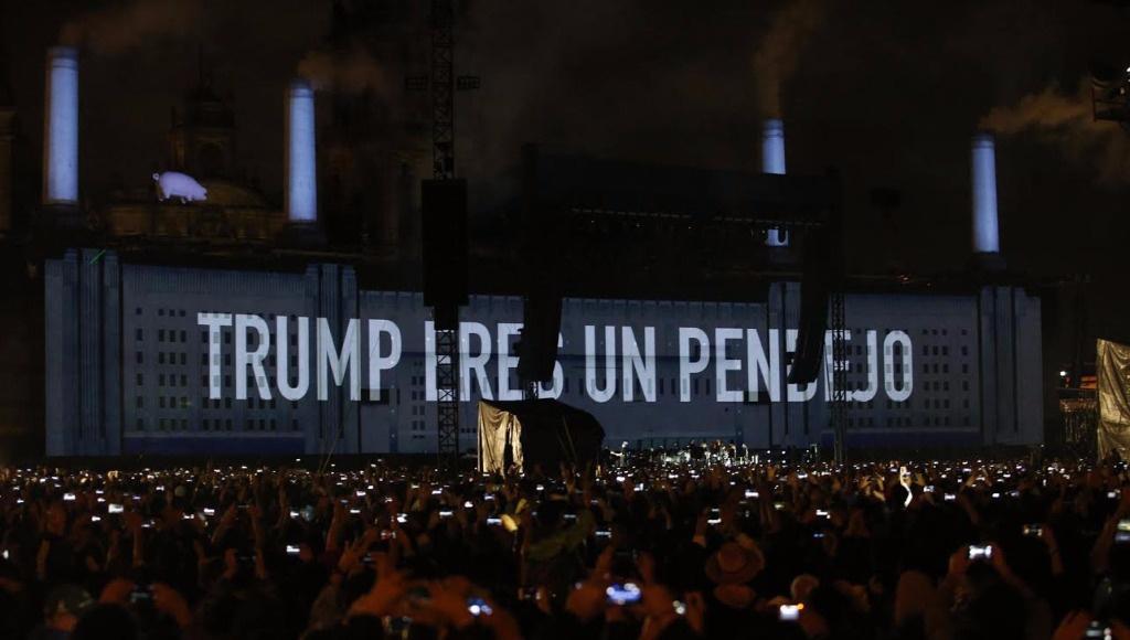 La resistencia comienza hoy: Roger Waters