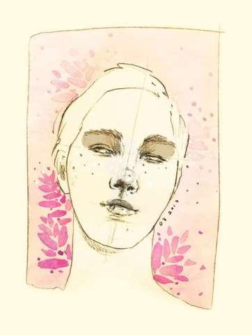 10. Skarlet Yajaira Pérez Jiménez, por Soph Ramírez