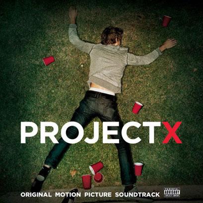 SoundTrack Proyecto X