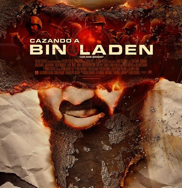 Cazando a Bin Laden poster