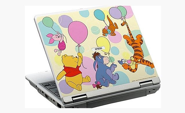 winnie pooh laptop