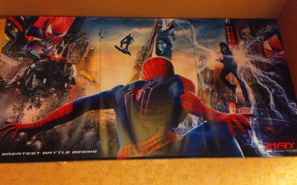 'The Amazing Spider-Man 2
