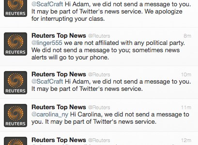 Reuters Twitter