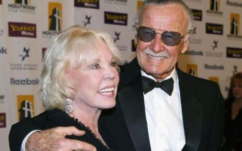 Stan y Joan Lee