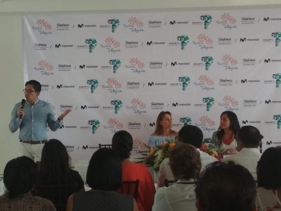 Fundación Telefónica presenta Creando Código_