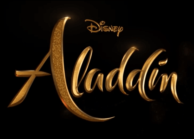 aladdín película en acción real de Disney