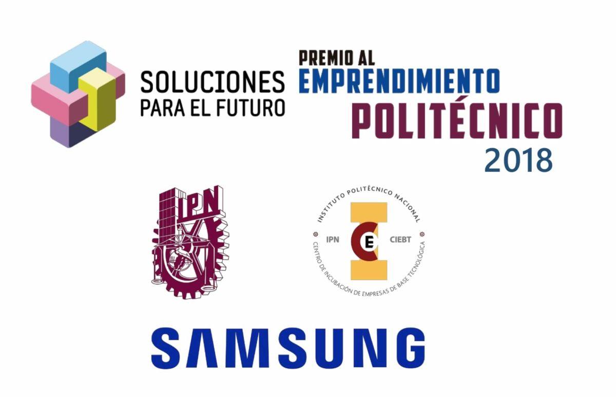 Soluciones para el Futuro: Samsung y el IPN premian proyectos de jóvenes emprendedores
