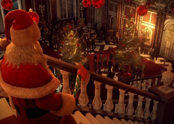 HITMAN 2 Holiday Hoarders