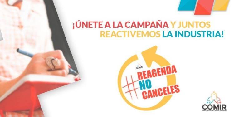 reagenda no canceles