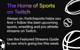twitch sports