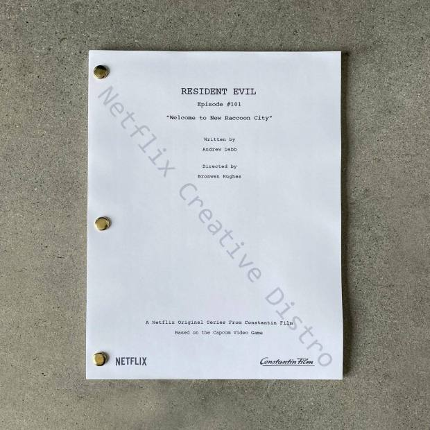 Resident evil serie netflix