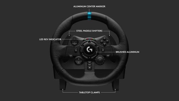 volante logitech g