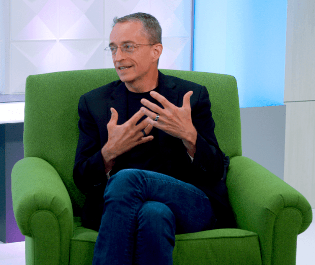 Pat Gelsinger, director ejecutivo de VMware
