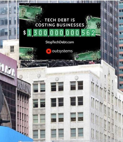 Estudio revela que responsables de TI consideran que la deuda técnica es una de las mayores amenazas