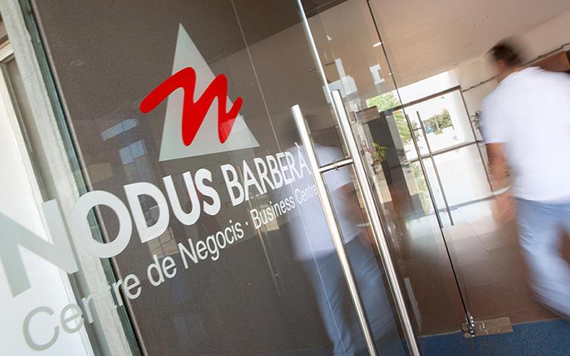 Nodus Barbera centre negocis valles occidental