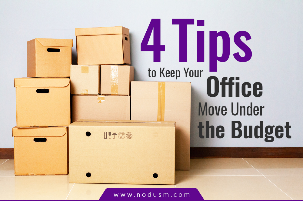 4 tips to budget move