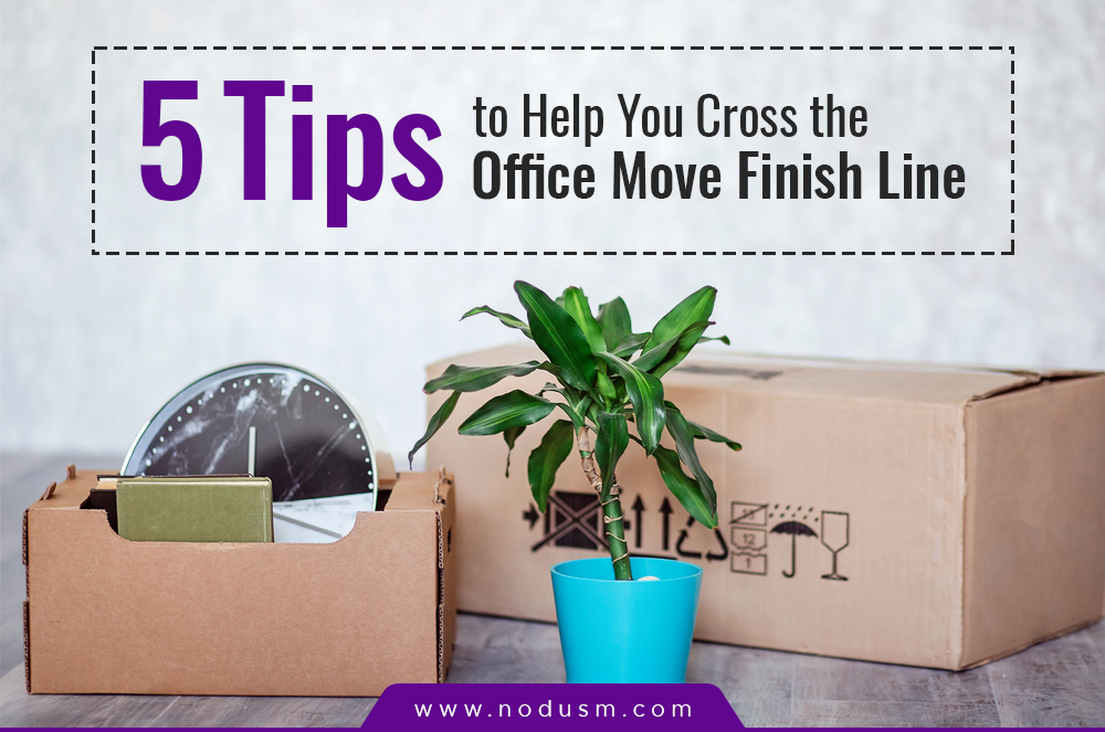 Nodus office movers