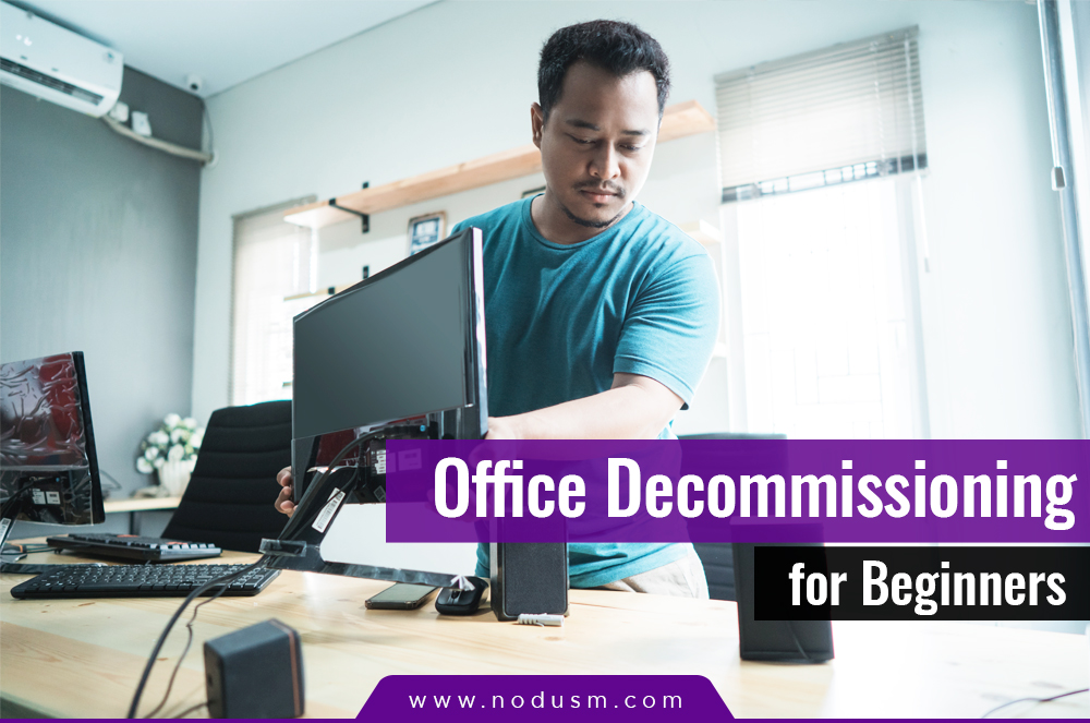 decommssioning offices