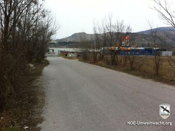 Problemzone in Punkto Müll in Bad Deutsch-Altenburg | Foto: NOE-Umweltwacht.org
