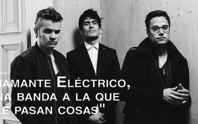 """Diamante Eléctrico, una banda a la que """"le pasan cosas"""""""