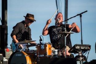 French Quarter Fest 2016 - Cowboy Mouth