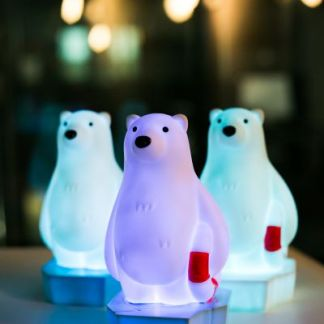 nachtlampje-polar-bear